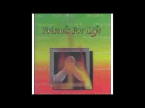 Friends For Life Riddim ★ 1992-2000★  Dennis Brown,Garnet Silk,Luciano,+more (Black Scorpio) djeasy