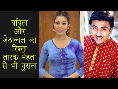 Babita And Jethalal Was Together In Another Comedy Serial Before TMKOC 2018