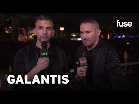 Galantis Discuss The Concept Behind The Aviary | Voodoo 2017