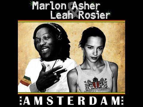 Marlon Asher & Leah Rosier - Amsterdam