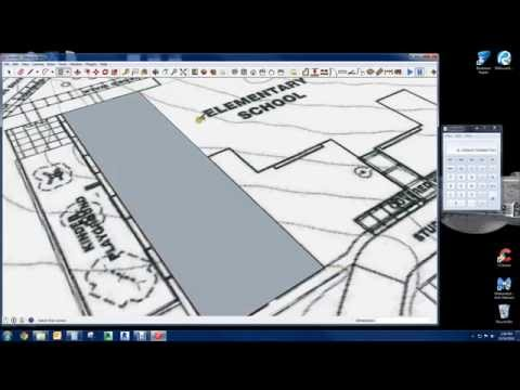 How to create a 3D Site Model From a site Plan