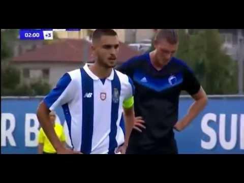 PORTO KOPENHAGEN 4 1 PENALTY FINAL 90 YOUTH UEFA Pires Rui