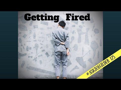 #AskJoeGilder 175 - Getting Fired