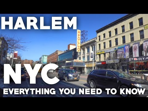 Harlem NYC Travel Guide: Everything you need to know