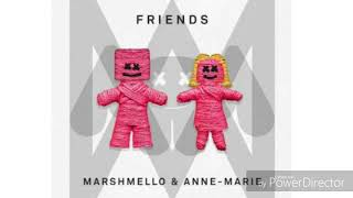Anne-Marie ft. Marshmello | FRIENDS (Audio)