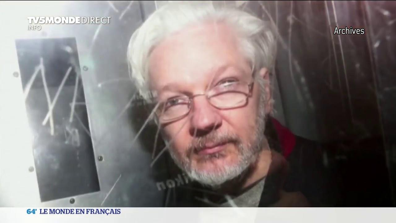Download Wikileaks : Julian Assange ne sera pas extradé aux États-Unis