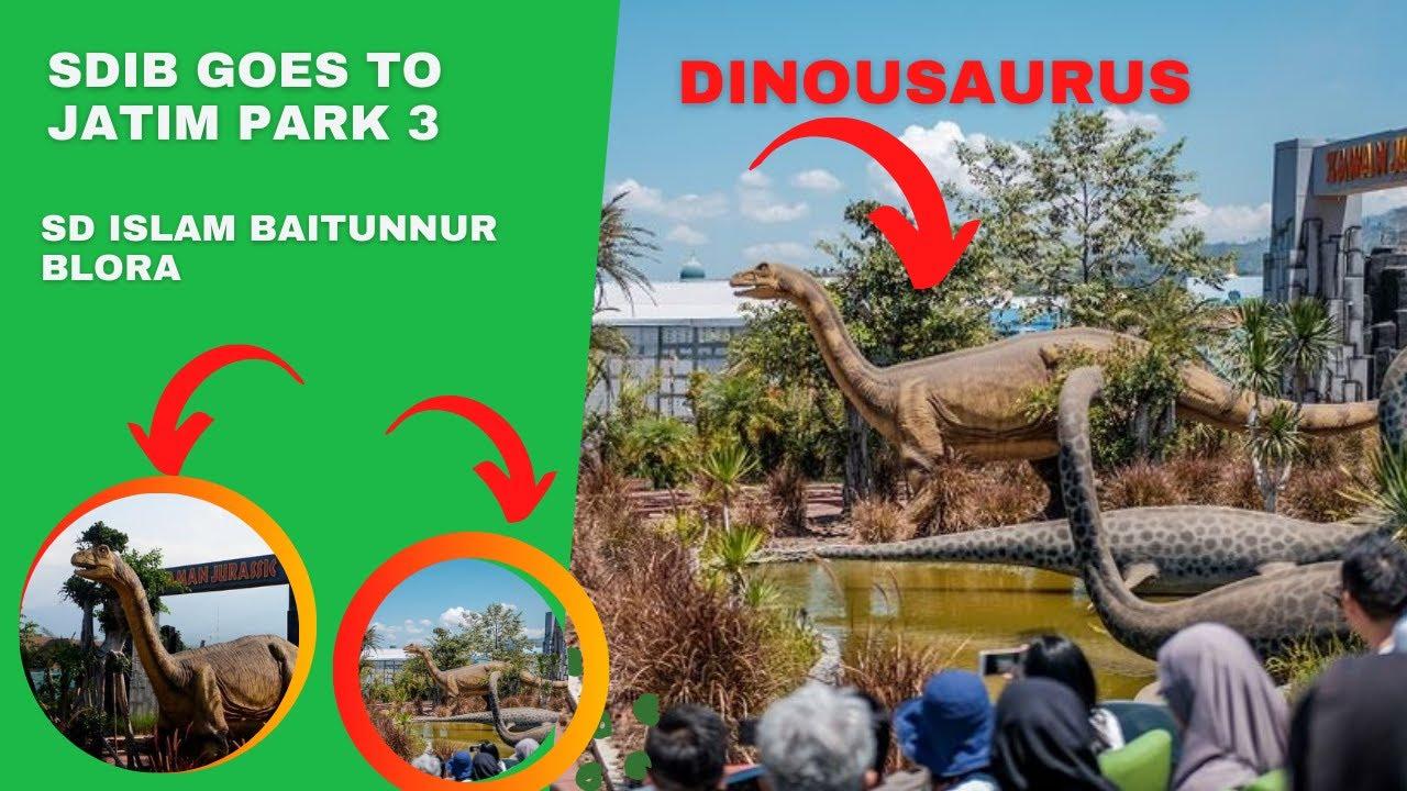 Sd Islam Baitunnur Blora Jatim Park 3 Youtube