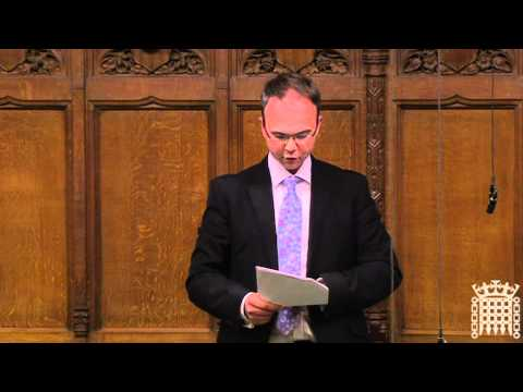 Gavin Barwell MP announces his Bill to tackle mental health discrimination
