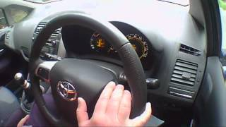 Toyota Auris 1.6 2010 Review/Road Test/Test Drive