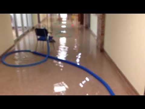 Express Restoration at Edmond College Oklahoma for Flood Damage Repair Restoration Removal