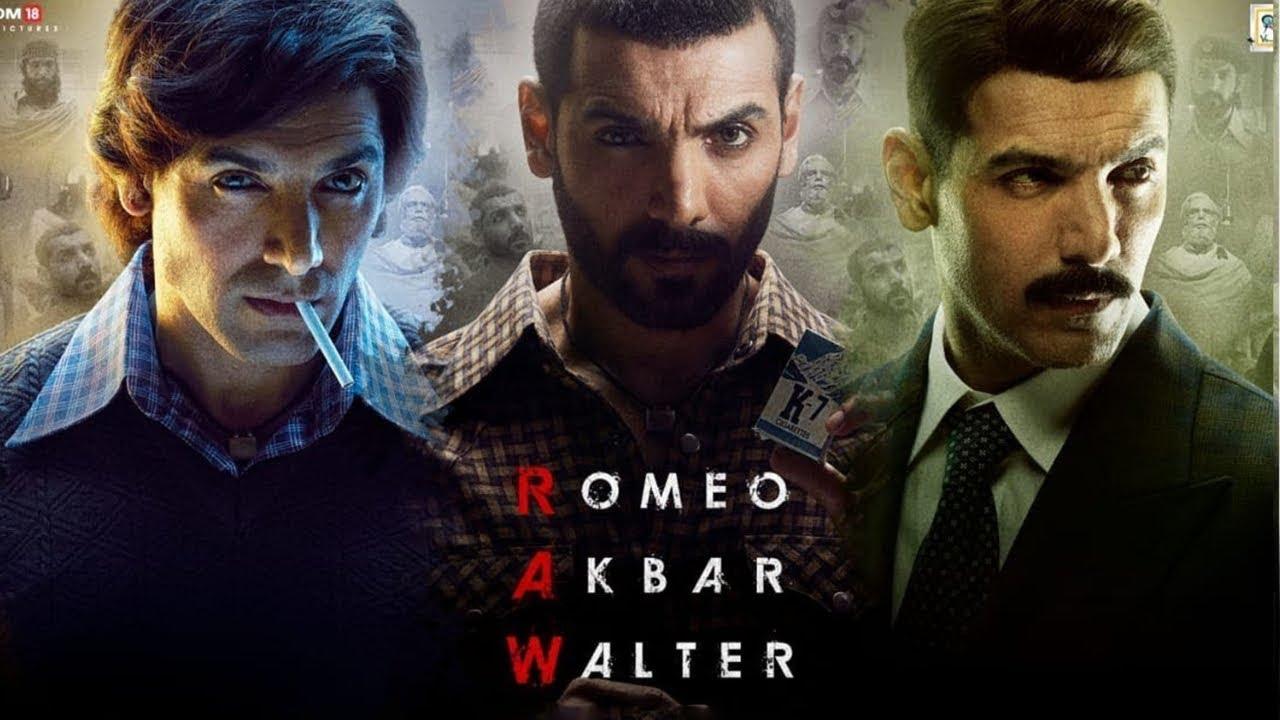 Download RAW - Romeo Akbar Walter | FULL MOVIE Fact| John Abraham | Jackie Shroff | Mouni Roy | 5th April