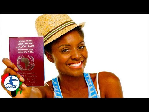 5 African Passports That Allow you to Travel Visa Free WorldWide