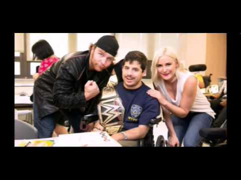 Who is dean ambrose dating in Perth