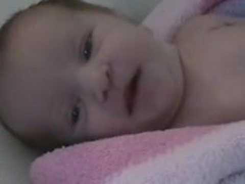 Mia Smiles, Sneezes & Yawns