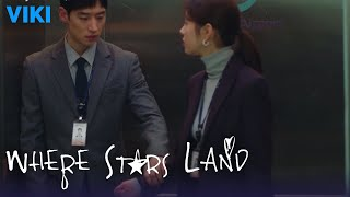 Where Stars Land - EP21 | Secretly Holding Hands [Eng Sub]
