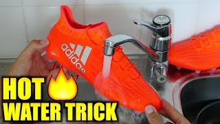 DO THIS To Your New Football Boots!