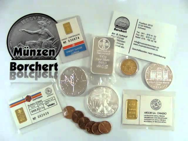 Silber kaufen - WARUM?