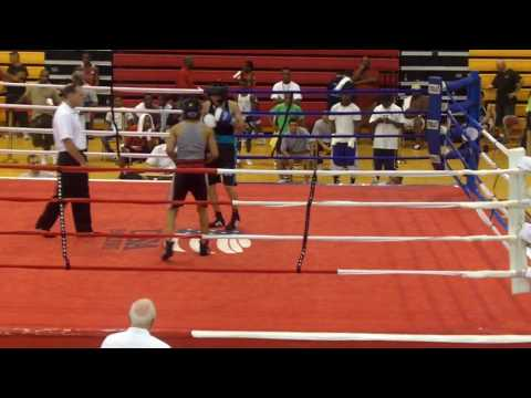 2010 National Junior Olympics Semfinal Gervonta Davis vs. Joet Gonzalez
