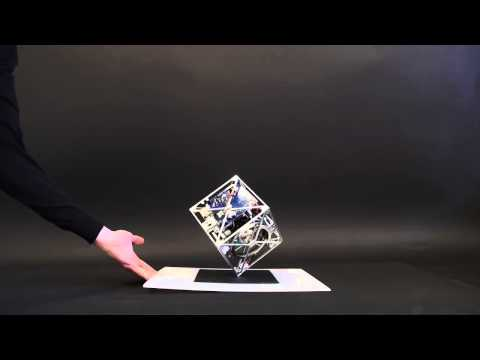 Transformers: Birth of The Self Assembling & Moving Robot