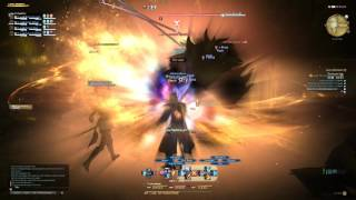 Final Fantasy XIV: A Realm Reborn 4K / 60 FPS gameplay