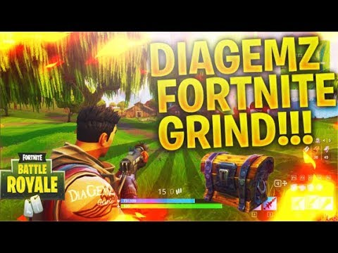 FORTNITE GRIND!! Duo