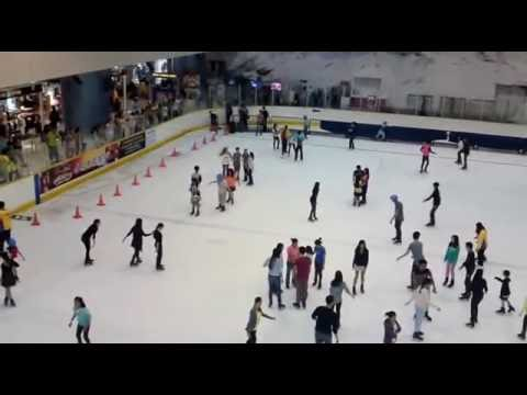 SM Mall of Asia - Ice Skating Rink , Pasay City, Philippines