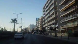 Repeat youtube video #byCar #route Διαδρομη με το αυτοκίνητο Μπάτης-Περιστέρι