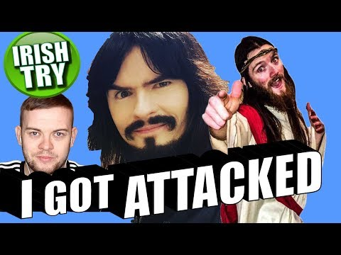 Irish People Try ATTACKING 'LeatherJacketGuy' + Why I 'Really' Left The FACTS CHANNEL!!