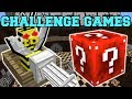 Minecraft: FLOAT BEE GUNNER CHALLENGE GAMES - Lucky Block Mod - Modded Mini-Game