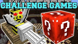 minecraft modded mini games