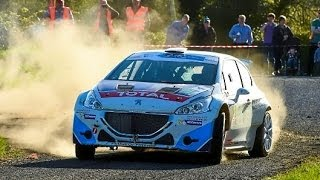 ERC Rally Circuit of Ireland 2014 HD