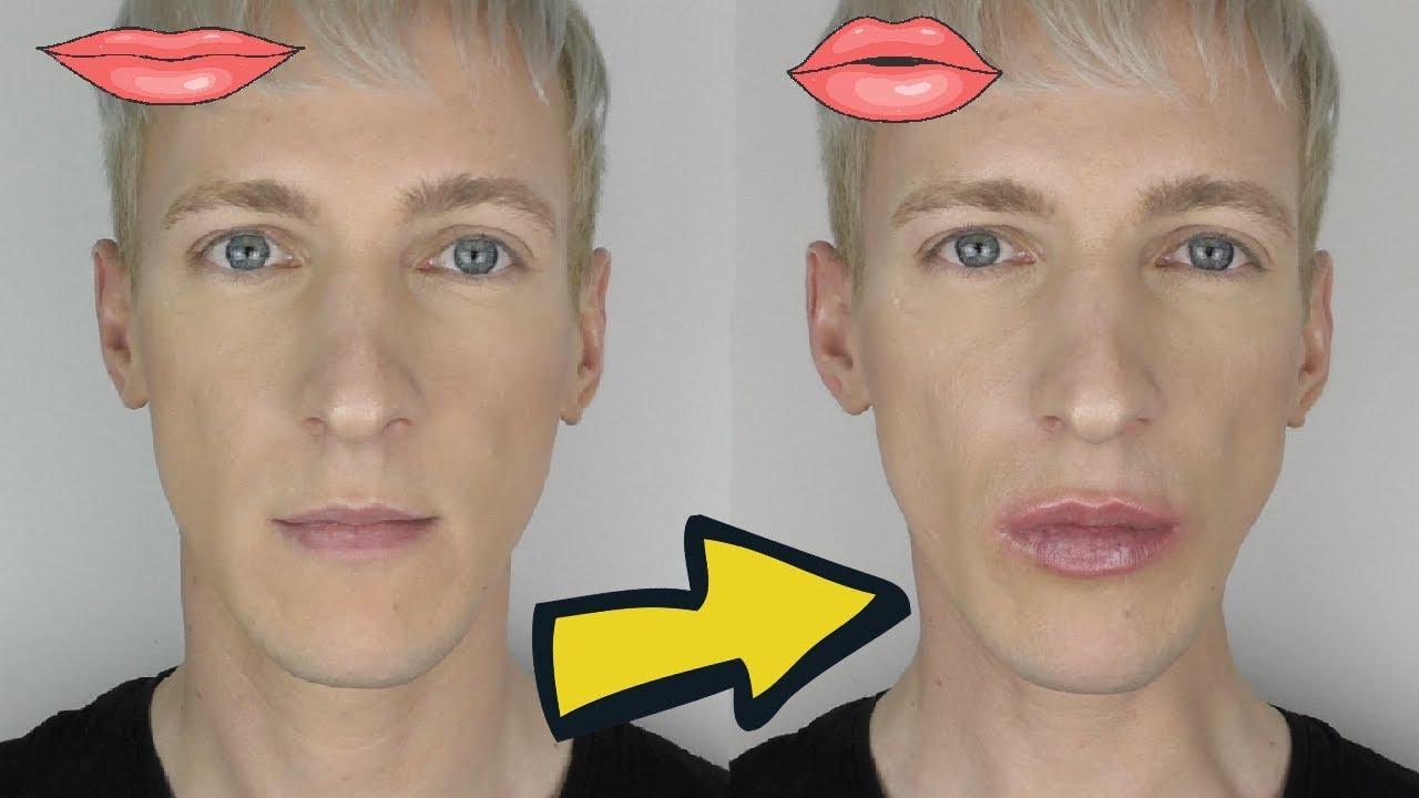 Dicke Lippen ohne Aufspritzen (Hausmittel für volle Lippen