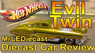 Episode 387 The Evil Twin Family Tree Hot Wheels Evil Twin Review