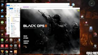 How to Play Black Ops 2 Multiplayer/Zombies LAN and ONLINE for free(including DLC 4 with Origins)