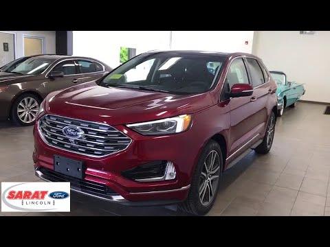 2019 Ford Edge Westfield, Holyoke, West Springfield, Suffield, Agawam, MA Y0652