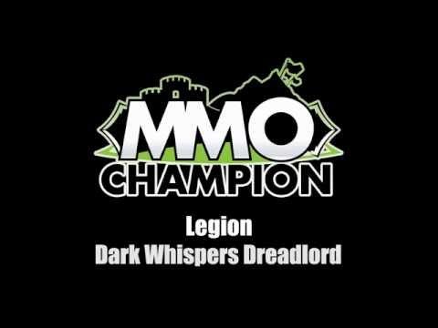 Legion - Dark Whispers: Dreadlord