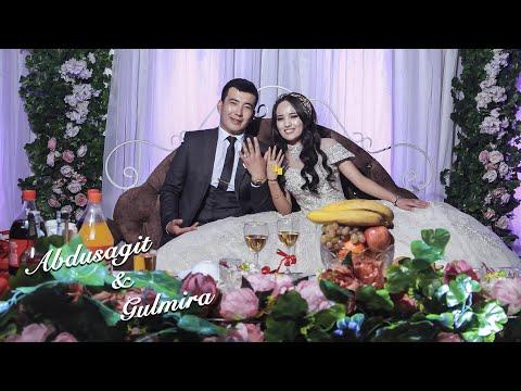 Abdusagit \u0026 Gulmira Wedding Day