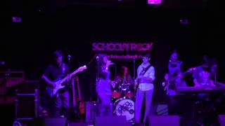School of Rock Fairfield - Exile on Main St - Rocks Off