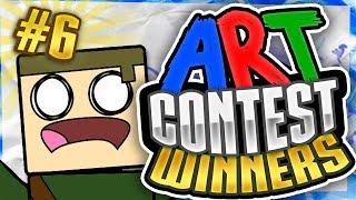 YoWaddles Art Contest Winners! [#6] - [YoWaddles Discord]