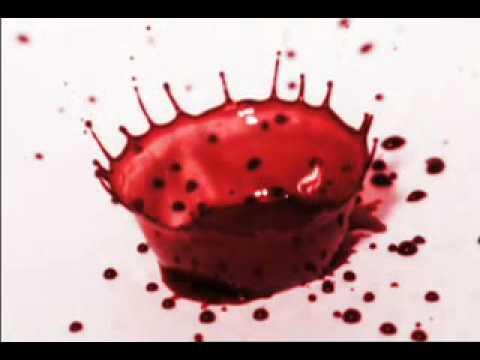 Dexter Blood Spatter Video