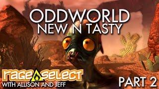 The Dojo - Oddworld: New