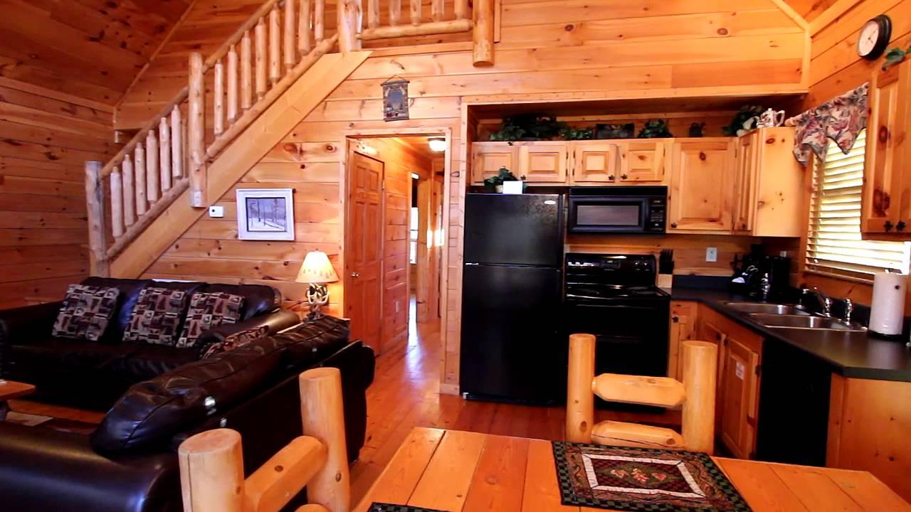 Nice N Knotty 2 Bedroom Sky Harbor Resort Cabin Rental Cabins Usa 2016