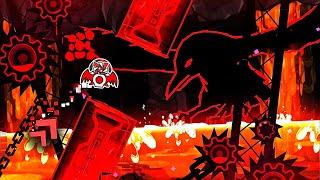 Yatagarasu Remake | ''Yatagarasu AgaiN'' 100% (Demon) by SrMDK & More | Geometry Dash
