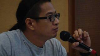 Public Forum on Institutionalized Racism in Malaysia ~ M4H01067.MP4