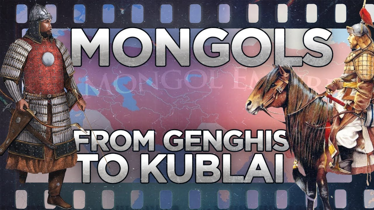 Mongols Season 1 Full - from Genghis to Kublai