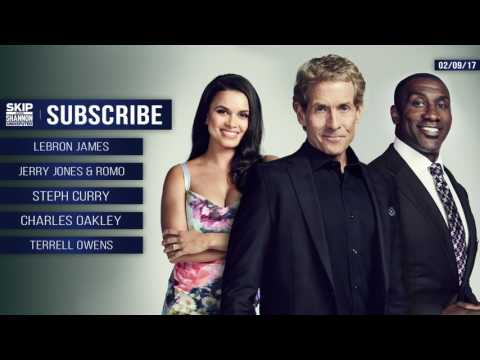 UNDISPUTED Audio Podcast (2.9.17) with Skip Bayless, Shannon Sharpe, Joy Taylor | UNDISPUTED
