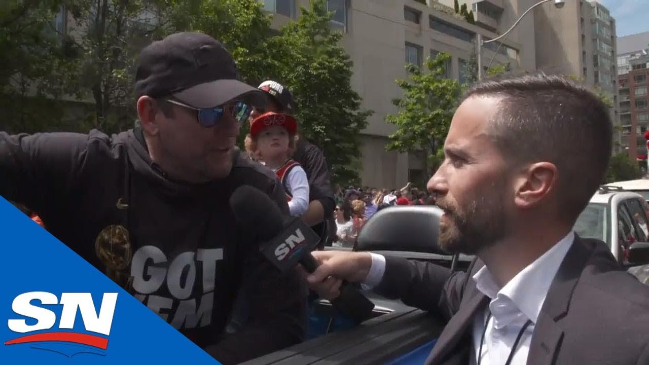 Raptors' Nick Nurse recalls Game 1 rendition of 'O Canada' vs. Warriors