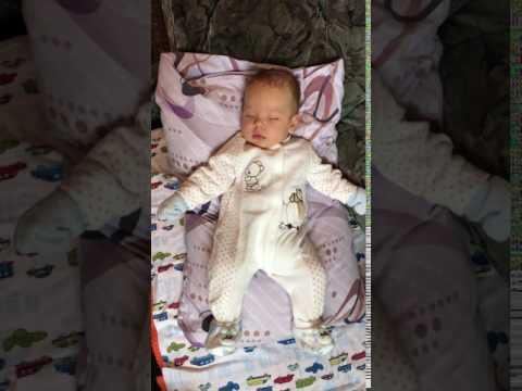 Давид Что снится детям 1 месяц и 20 дней