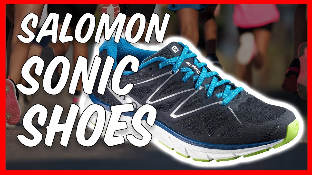 2017 Salomon Sonic Running Shoes - YouTube