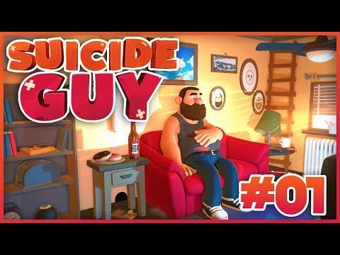 Suicide Guy FR | Episode 1 : Un Rêve bizarre ( Steam )